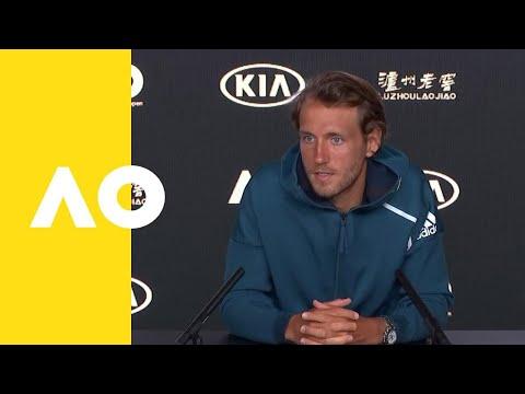 Lucas Pouille press conference (QF) | Australian Open 2019 Mp3