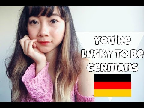 YOU'RE LUCKY TO BE GERMANS 🇩🇪