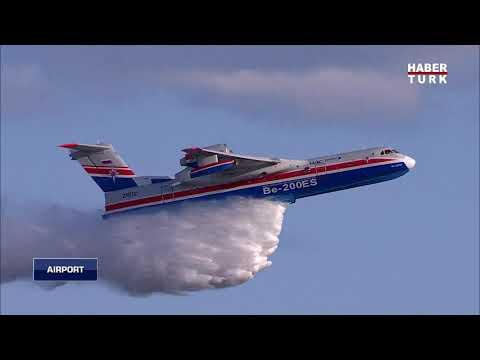 En çok kullanılan yangın uçakları hangileri?