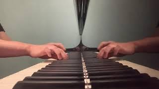 하울의 움직이는 성 ost (인생의 회전목마) 피아노 …
