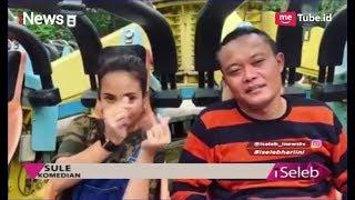 Demi Naomi, Sule Rela Naik Wahana Ekstrem hingga Wajah Pucat - iSeleb 22/04