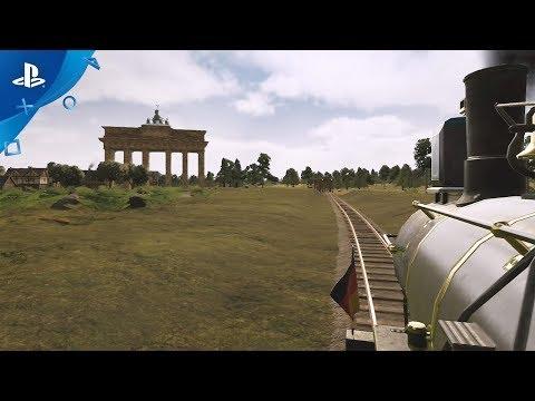 Новый DLC для Railway Empire