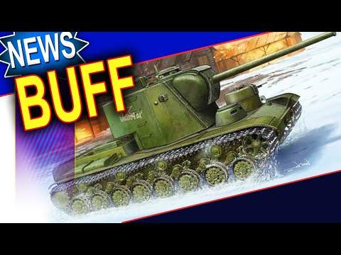 Buffy dla starych czołgów premium - World of Tanks