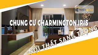 Thiết kế căn hộ chung cư Charmington Iris - 3 phòng ngủ - Quận 4 - Melydecor