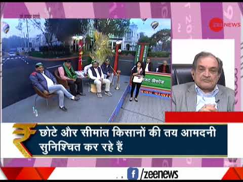Union Minister for Steel Chaudhary Birender Singh appreciates Budget 2019