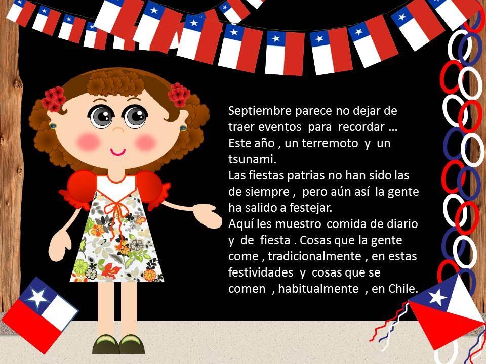 Chile Y Sus Comidas Tipicas Videos Para Ninos Youtube