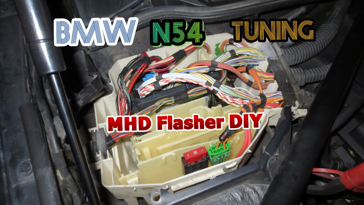 BMW E90 335i Flash Tune Software MHD Flasher DIY Android