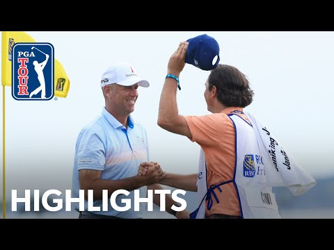 Stewart Cink's winning highlights from RBC Heritage | 2021