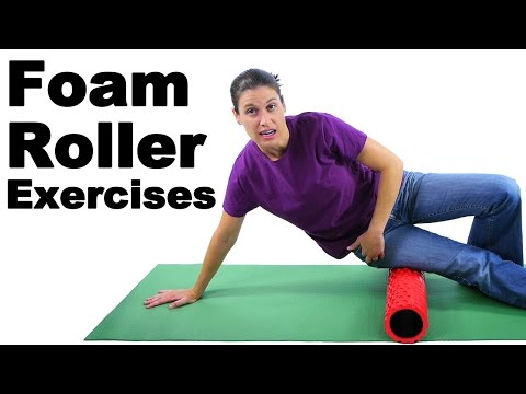 Foam Roller Exercises to Relieve Muscle Pain Ask Doctor Jo