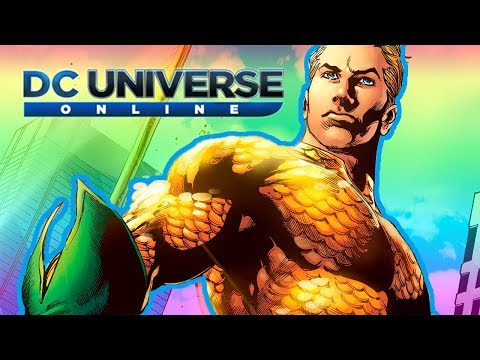 DC Universe Online Power of Water Week 1 Rewards with Viewers Livestream!
