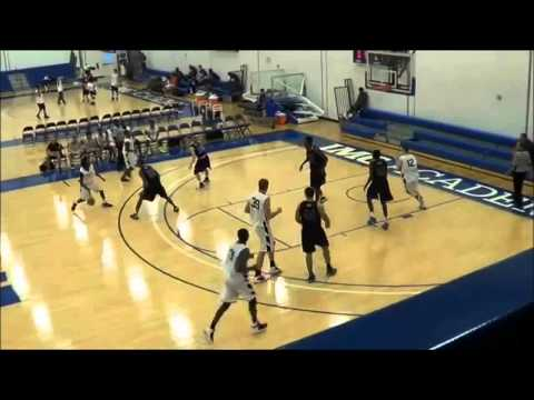 Michael Donovan Basketball Highlights