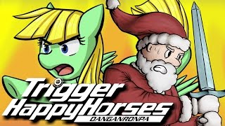 Who Killed Santa? - Danganronpa: Trigger Happy Horses - Full Animation (PARODY)