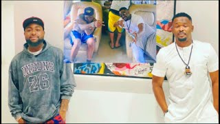 Davido VISITS Zubby Michael A1 Mansion In Asaba As He PRAYS and BLESS the MANSION Shorts