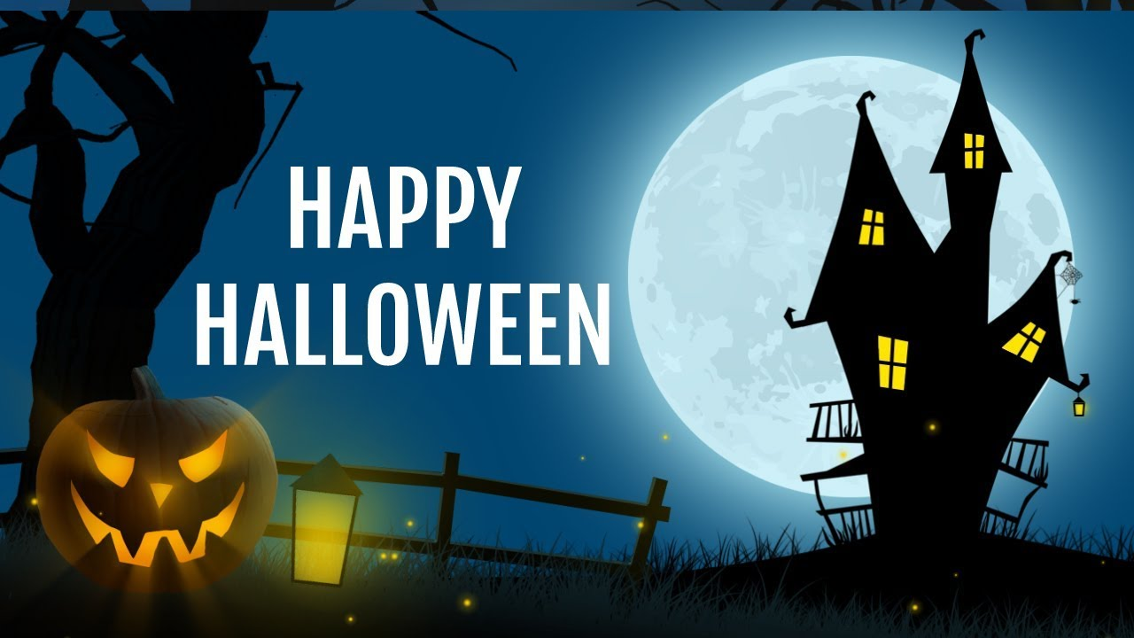 Happy Halloween Greetings, Wishes, Message, Fun, Scary, E Card