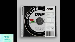 Onf (온앤오프) ('the 4th mini album'[go live]) audio track list: 1. why 2. asteroid (소행성) 3. all day (억x억) 4. moscow 5. twinkle tags: lyrics lyric...