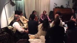 Ustad Shafqat Ali Ustad Latafat Ali 12.09.2015 pakistani classical music