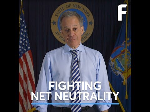 New York Attorney General on the Repeal of Net Neutrality: Futurism Exclusive