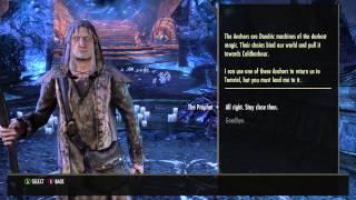 The Elder Scrolls Online: Tamriel Unlimited Xbox One - Random gameplay 00