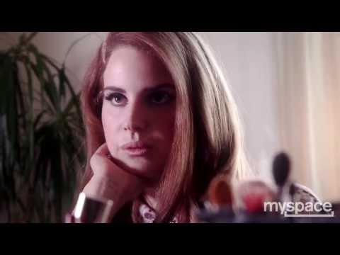Lana Del Rey - MySpace Interview