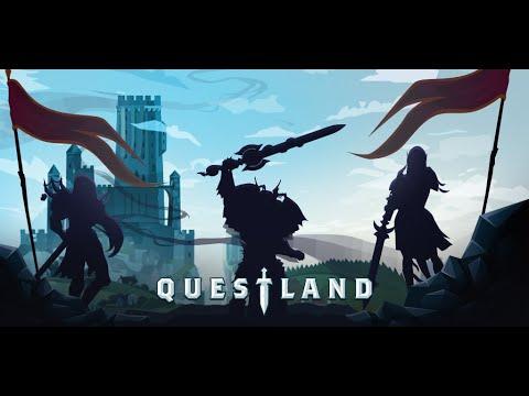 Questland: RPG baseado em turnos