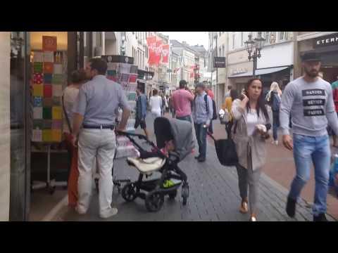 A walk through Bonn, Germany