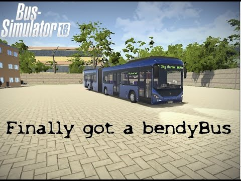 Bus Simulator 16: I finally got a bendy bus, but at what cost?