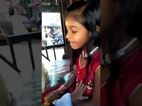 Chundari Vave Chundari Vave Chayo Chayurangu song singing by cute baby👌 👏