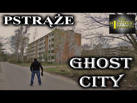Pstrąże - Opuszczone Radzieckie Miasto - Abandoned Russian City in Poland #1