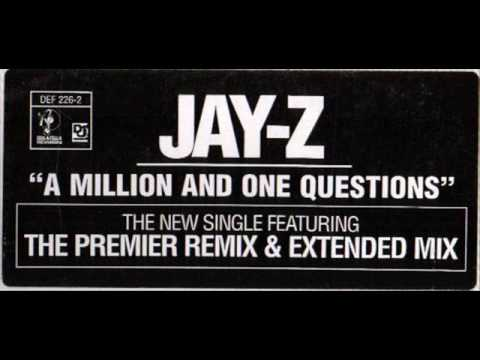 JAYZ  A Million And One Questions DJ Premier Remix
