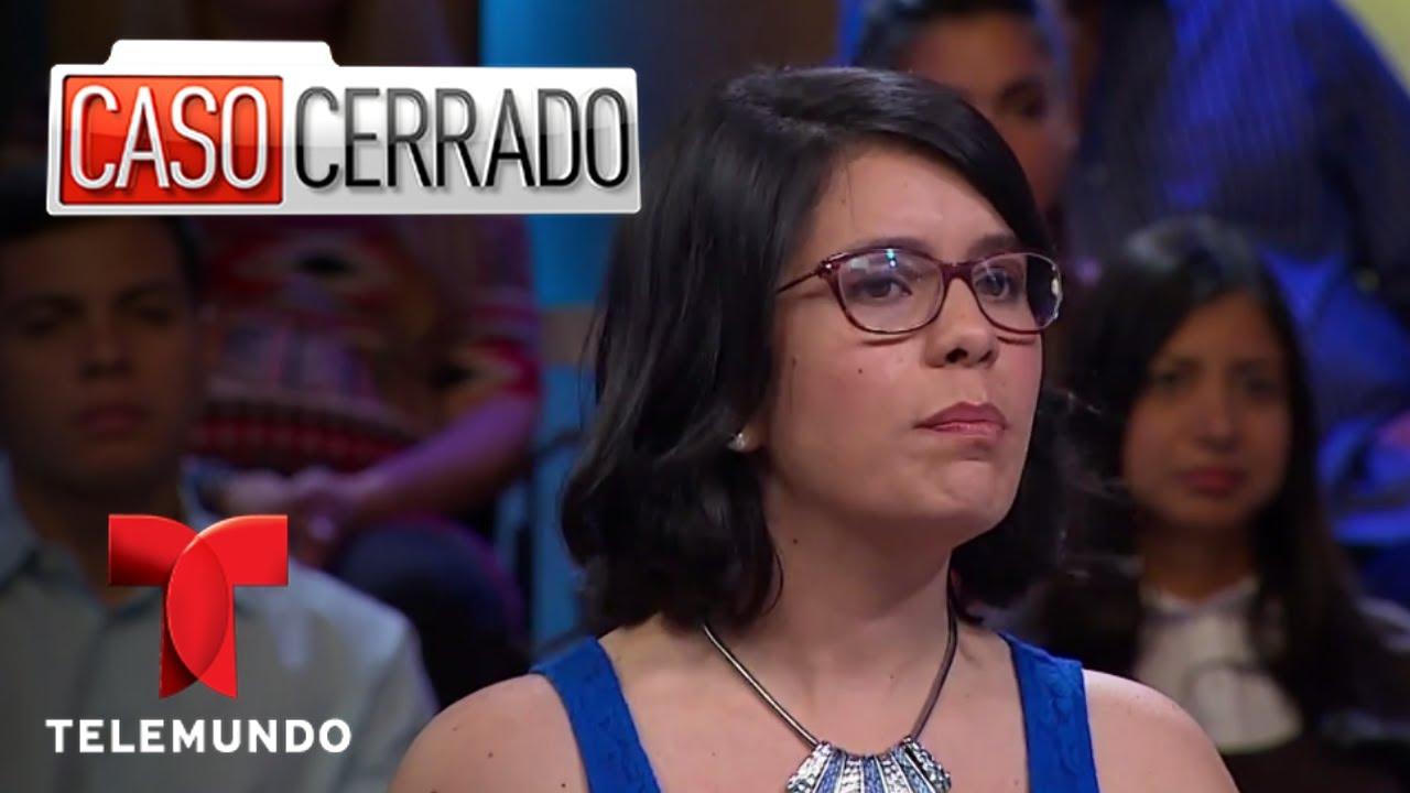 Download Caso Cerrado | Husband Glues Wife's Private Area Shut🍑🙊🌮 | Telemundo English