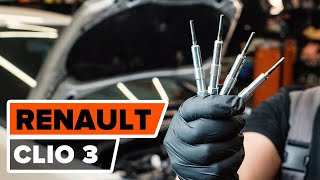 Glow Plugs replacement diy - online video