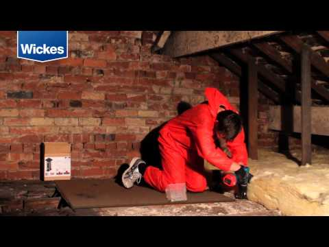How To Create Storage Space In Your Loft With Wickes