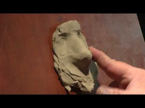 Beginner's School: Sculpting the Nose