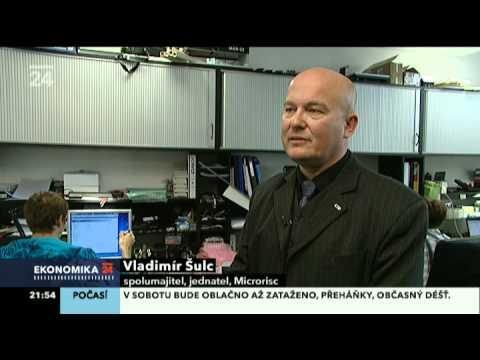 MICRORISC s.r.o: Firma roku Královéhradeckého kraje 2012