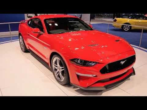 2018 Ford MUSTANG Review. AMAZING CAR !!