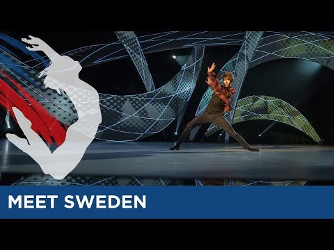 Meet Christoffer Collins From Sweden - Eurovision Young Dancers 2017