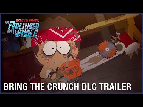 South Park: The Fractured But Whole: Bring the Crunch DLC | Trailer | Ubisoft [NA]