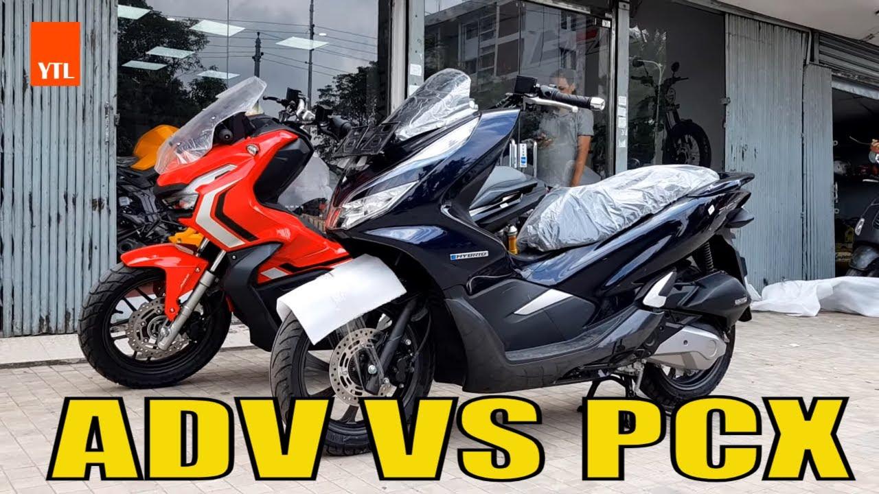 New HONDA ADV VS PCX  2020 - 21 ( ABS ) Mileage, Top Speed, Bike Present Price 2020