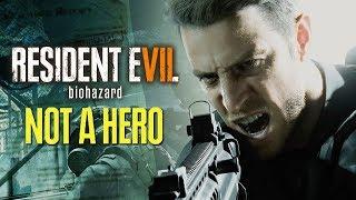 RESIDENT EVIL 7 - NOT A HERO (DLC) : O TERROR CONTINUA