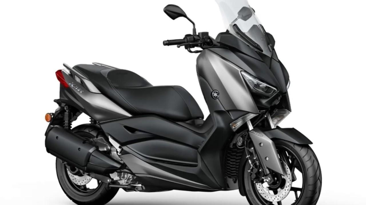 New Yamaha Tmax 2018 >> 2017 Yamaha X-MAX 300 - YouTube