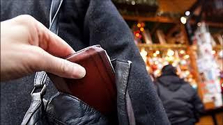 как вычислить вора карманника в толпе