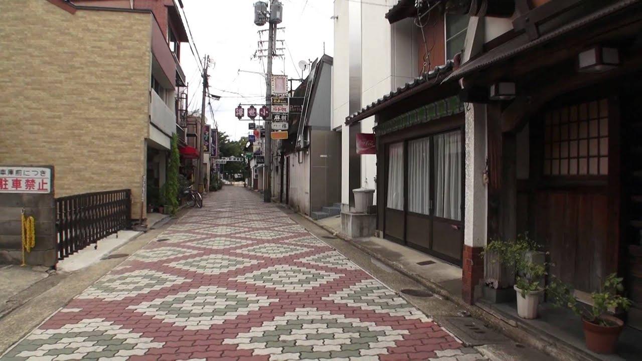 中ノ町飲食街 京都府福知山市 - YouTube