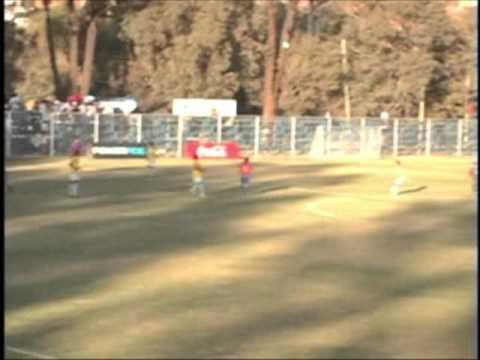 Campeonato AFC. AURORA 3 vs Arauco Prado 1
