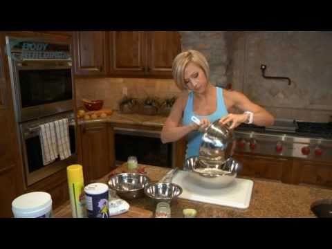 Jamie Eason's Lemon Protein Bars – Bodybuilding.com