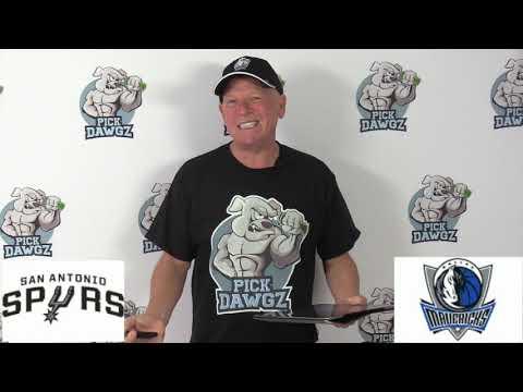 Dallas Mavericks vs San Antonio Spurs 12/26/19 Free NBA Pick and Prediction NBA Betting Tips