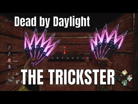 Trickster has some mad tricks up his sleeves!! - Dead by Daylight - NEW KILLER/NEW SURVIVOR |
