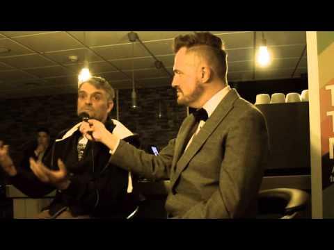 Dear Albert film interview with Mark Frisby & Jon Roberts Sept 15