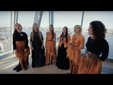 Kad Es Guoju Tauteņos LATVIAN VOICES  a cappella