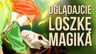 Oglądajcie LOSZKĘ MAGIKA, bo to fajne anime!
