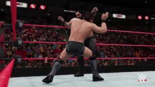 Turnbuckle Tabloid WWE Universe Mode Post WM 34 WEEK 2 Shakeup